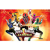 Power Rangers Super Samurai: Volume 2 - Rise Of The Bullzooka DVD