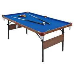 BCE 6ft snooker & pool table