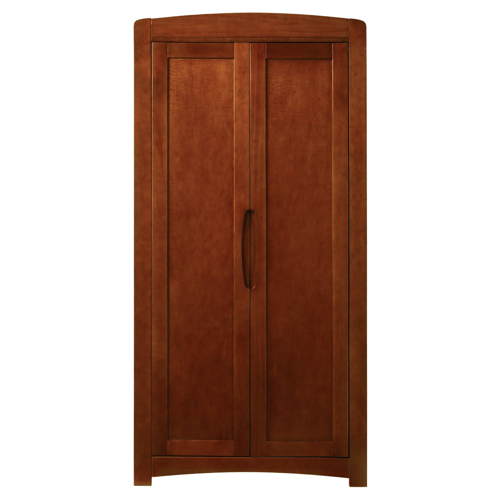 Cosatto Arlo Wardrobe, Dark Walnut at Tesco Direct