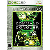 Command and Conquer 3 Tiberium Wars - Classics - Xbox-360