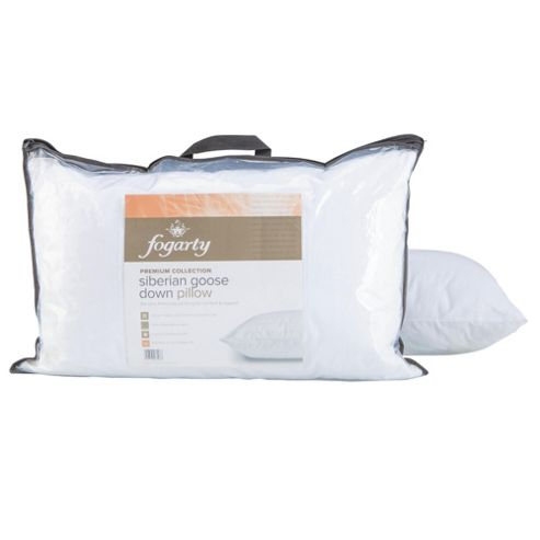 Fogarty Siberian Down Pillow