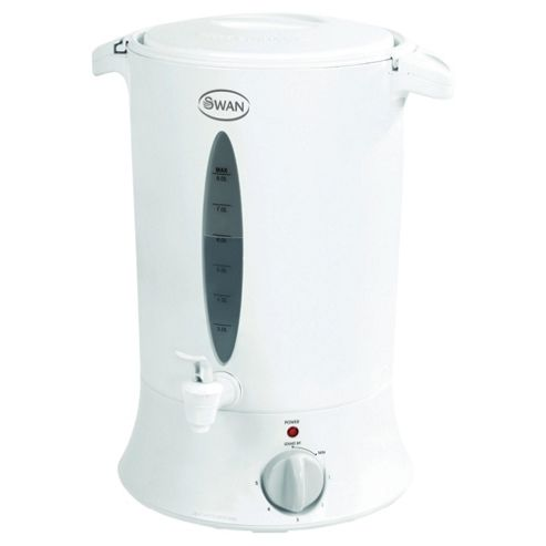 Swan SWU8P 8L Dispenser Kettle - White