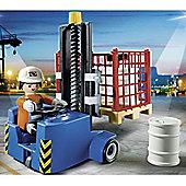 Playmobil Forklift