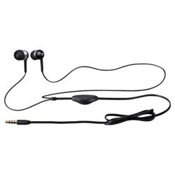 Sennheiser MM 50 IP In-ear headphones for iPhone - Black