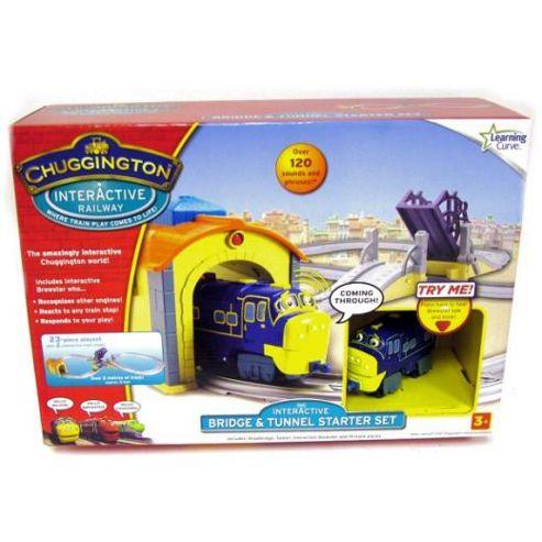 Chuggington Bridge & Tunnel Interactive Playset