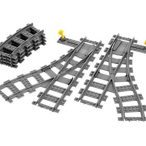 LEGO City Switch Tracks 7895