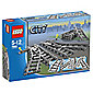LEGO City Switch Tracks 7895