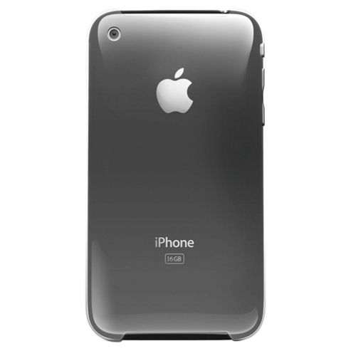 Cygnett Crystal Clear Case for iPhone 3G and 3GS - Clear