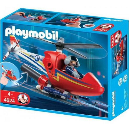 Playmobil Firefighting Copter
