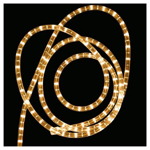 Led String Lights Tesco : Buy 10m LED rope light, clear from our All Christmas range - Tesco