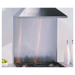 Caple Stainless steel CSB1004 Splashback