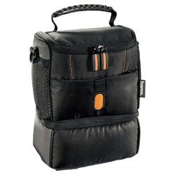 Sorento 100 Duo Camera Case, Black