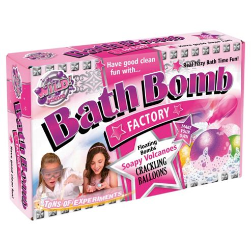 Wild Science Bath Bomb Factory