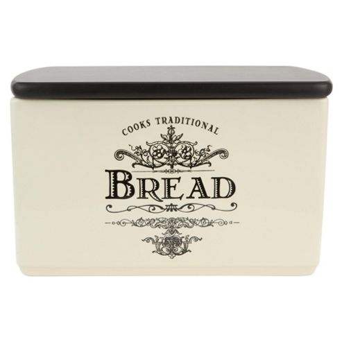 Tesco Cooks Traditional Bread Canister