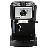DeLonghi EC152  Pump Espresso 2 Cup Coffee Machine - Black