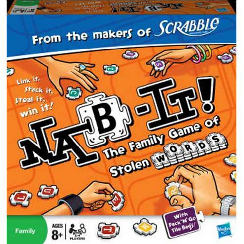 Nab-It! Game