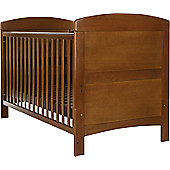 Obaby Grace Cot Bed, Dark Pine