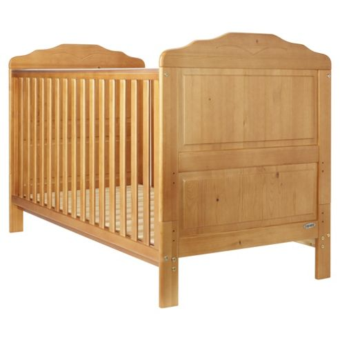 Obaby Beverley Cot Bed, Country Pine