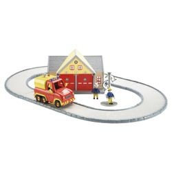 Fireman Sam Fire Emergency Playset