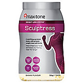 Sculptress shake, banana 700g