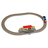 Tomy Thomas and  Friends Trackmaster Thomas Busy Day Train Playset