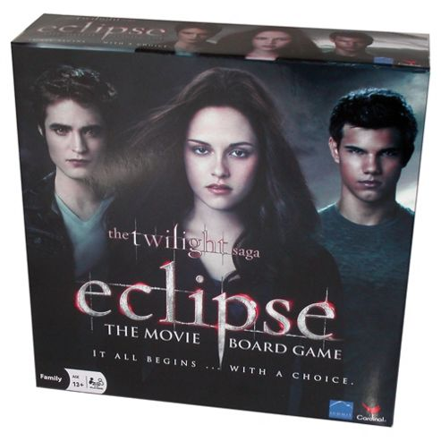 Twilight Eclipse The Movie Board Game