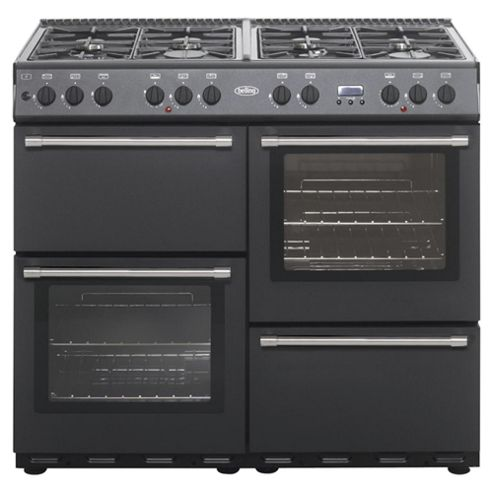 Belling Country Classic Ant 100cm DF Range cooker