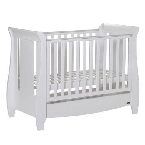 Tutti Bambini Katie Cot Bed, White