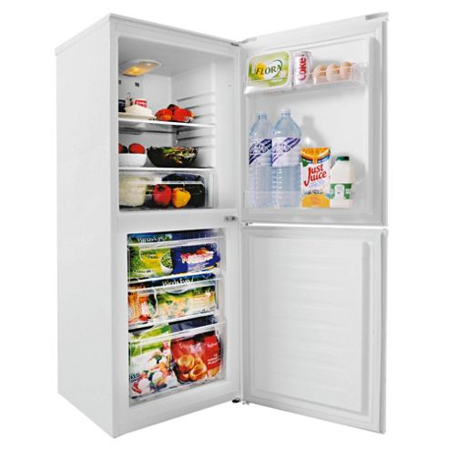 Fridgemaster MTRF189FF White Fridge Freezer