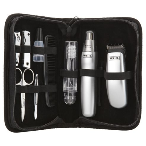Wahl 9962-1617 Grooming Gear Travel Pack 12-Piece kit