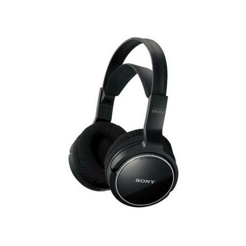 Sony RF810RK RF Wireless Headphones - Black