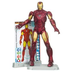 Iron Man Mark VI 3.75