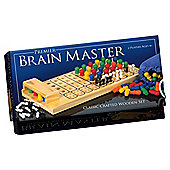 Brain Master Logic Game