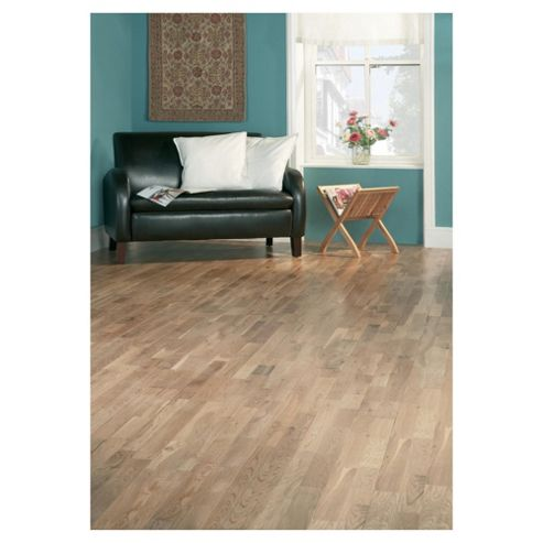 Westco 1 strip solid oak 120mm wide