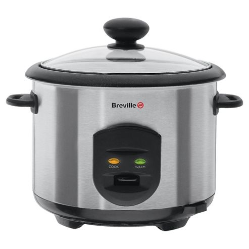 how to cook rice in a rice cooker breville