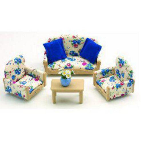 Sylvanian Families Sofa & Armchair Set