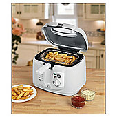 Swan SD6020N Deep Fat Fryer 2.5L White