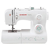 Singer 3321 Mechanical  Sewing Machine - White