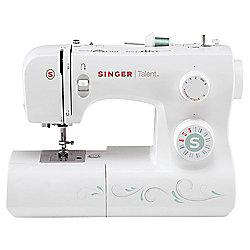 Singer 3321 Mechanical Sewing Machine - White