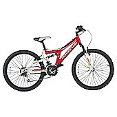 "Barracuda Lynx Kids 24"" Mountain Bike - Girls"