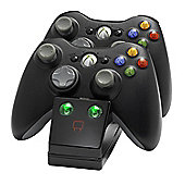 Xbox 360 Charge Dock Black