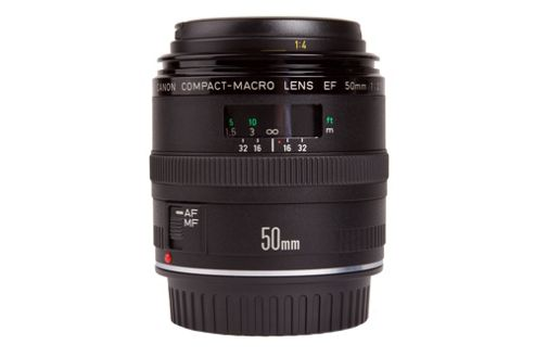 Canon EF 50 2.5 MAC EFM50mm f/2.5 Lens
