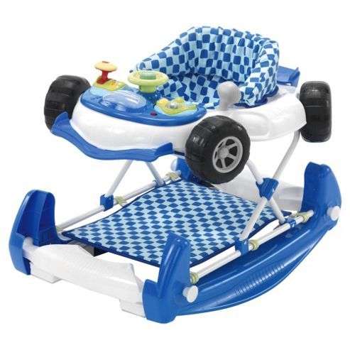 My Child Car Walker, Blue