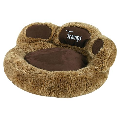 Tramps Paw teddy pet bed