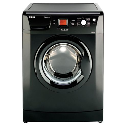 Beko WME7227B Black Washing Machine