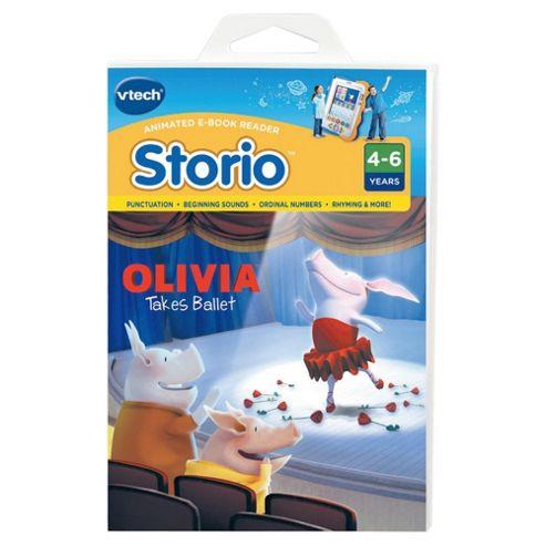 VTech Storio Olivia Software