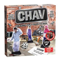 Imagination Chav Board Game