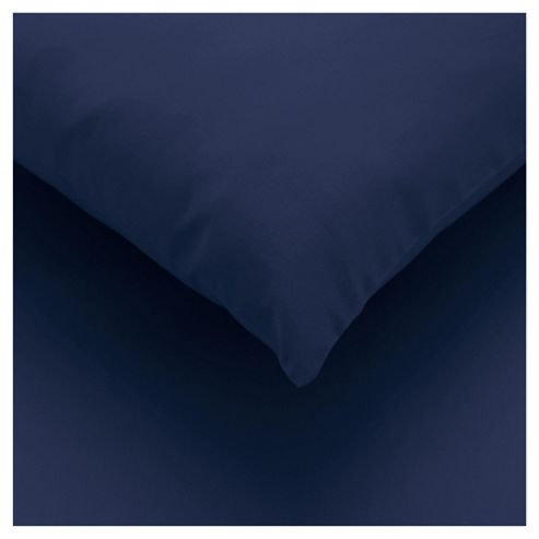 Tesco King Size Fitted Sheet, Petrol