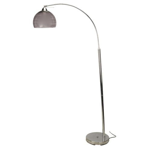 Tesco Lighting Bobble Floor Lamp Smoky
