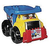 Mega Bloks Scoop & Dump Truck